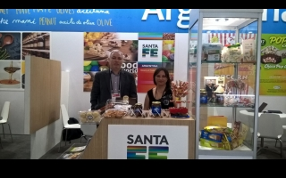 The Santa Fe value added is shown in the American Fancy Food